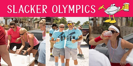 Slacker Olympics tickets