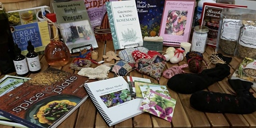Herbal Gift Ideas Open House