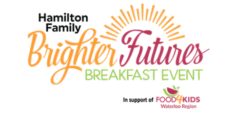 Hamilton Family Brighter Futures Breakfast tickets