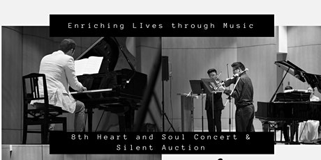 8th Annual Heart & Soul Concert and Silent Auction tickets