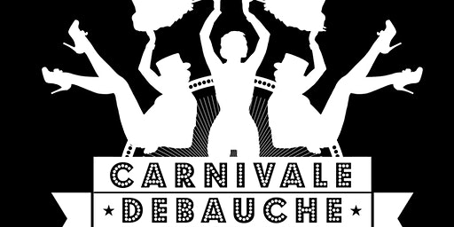 Carnivale Debauche's New Year's Eve at Guido's