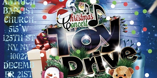 """""""This Christmas"""" Concert/ Toy Drive"""