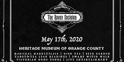 The Raven Societea - Magickal Marketplace & High Tea