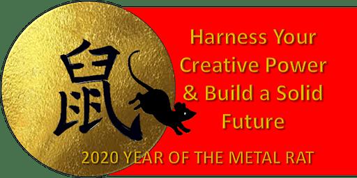 Explore the Creative Power of 2020 Metal Rat