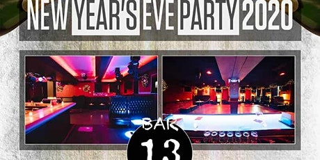 Bar 13 New Year's Eve tickets