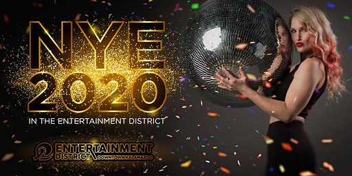 New Year's Eve 2020 in the Entertainment District – Kalamazoo