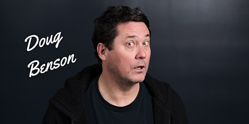 Doug Benson at DNA's Comedy Lab