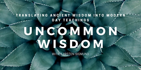 Uncommon Wisdom tickets