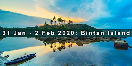Luxury Mind-Body Retreat in Bintan tickets