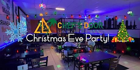 Chef's Door Christmas Eve Party  tickets