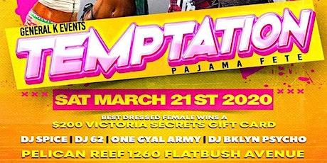 TempTation: Pajama Fete tickets