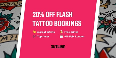 Outline presents: The Flash Party tickets