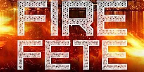 Fire Fete - The Festival billets