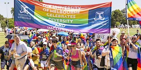 UniMelb at the 2020 Midsumma Pride March tickets