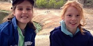 Junior Rangers Minibeast Discovery- National Water Sport Reserve