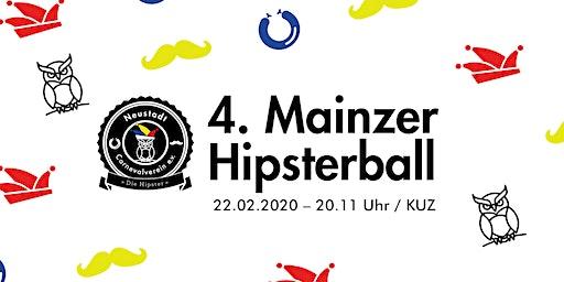 4. Hipsterball - KUZ Mainz