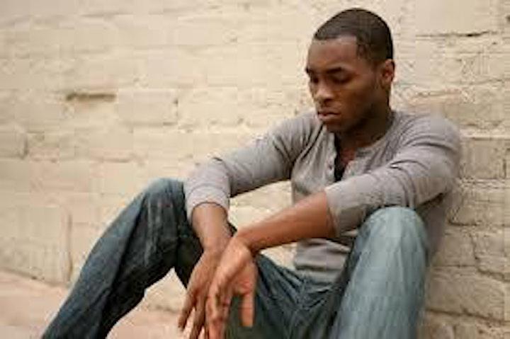 Black Men's Theatre Performance about Mental Health & Suicide image