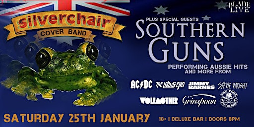 Silverchair Cover band & Southern Guns + Acoustic Acts