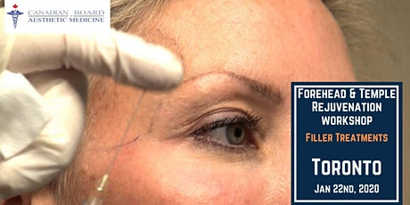 Forehead and Temple Rejuvenation Workshop tickets