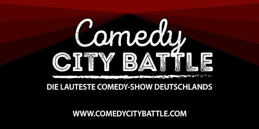 Comedy City Battle Hamburg  - München