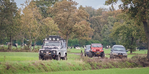 "4x4 Adventure Tour ""Bourgondisch Brabant"""