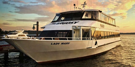 2020 NEW YEAR CRUISE PARTY - ENJOY MUSIC, DINNER, AND SUNSET