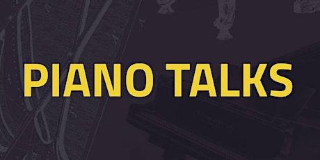 Piano Talk: Sarah Cahill tickets