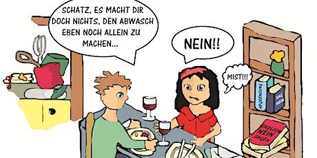 """Sich abgrenzen – """"Nein"""" sagen! Trainingskurs für Frauen Tickets"""