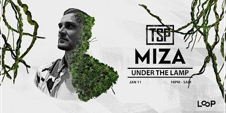 Miza - Under The Lamp tickets