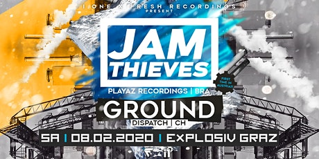 I.ONE WINTER with JAM THIEVES & GROUND Tickets