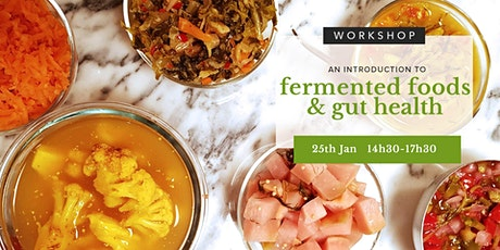 Introduction to Fermented Food & Gut Health tickets