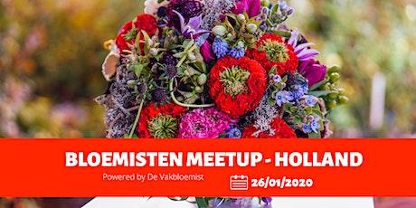 Bloemisten Meetup - Holland tickets