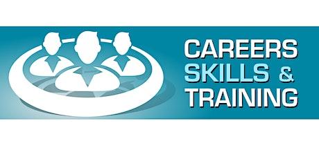 Careers Skills & Training tickets