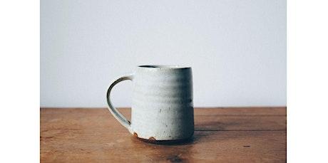 Intro to Ceramics: Handmade Mugs (02-20-2020 starts at 6:30 PM) tickets