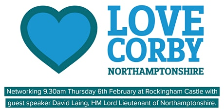 Love Corby Networking Event tickets