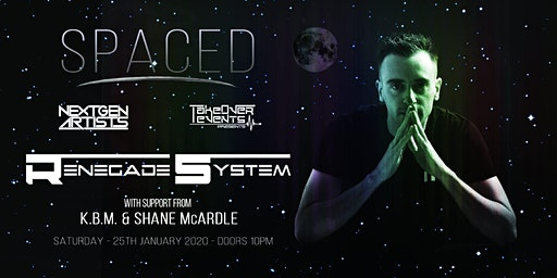 Takeover Events Presents Renegade System