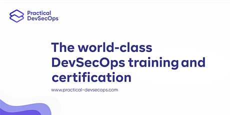 Practical DevSecOps Instructor Led Training tickets