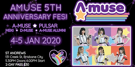 A-MUSE 5TH ANNIVERSARY FESTIVAL