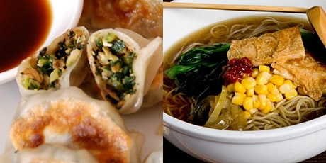 JAPANESE RAMEN AND GYOZA COOKING CLASS (INTENSIVE) tickets