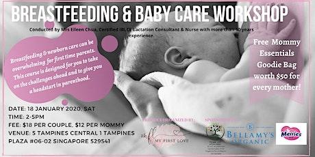 Breastfeeding & Babycare Workshop tickets