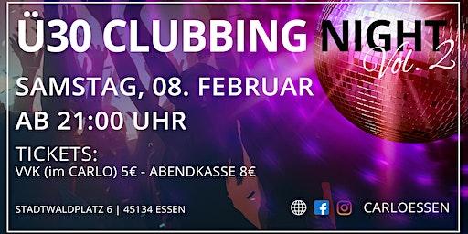 Ü30 Clubbing Night