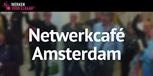 Netwerkcafé Amsterdam: 2020! Ik kan het!