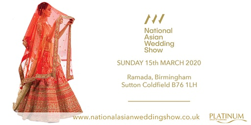 The National Asian Wedding Show Birmingham