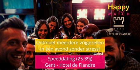 Speeddating Gent, 25-39j tickets