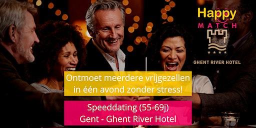 Speeddating Gent, 55-69j
