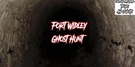 Fort Widley Ghost Hunt tickets