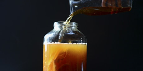 Kombucha Workshop - SCOBY included  Tickets