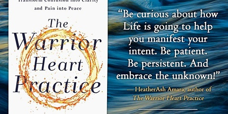 The Warrior Heart Practice Book Launch Party tickets