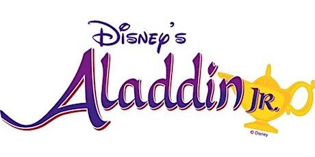 Aladdin Jr. tickets