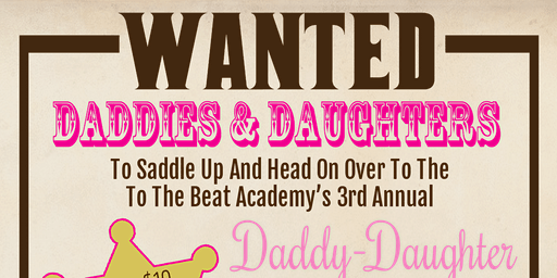 To The Beat's Daddy Daughter Dance: Boots & Beauties